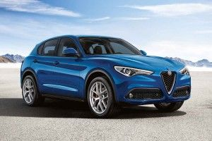 Alfa Romeo Stelvio:  en version Sport Edition
