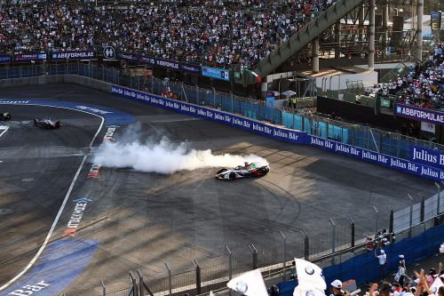'Mad dash' di Grassi wins thrilling Mexico City ePrix!