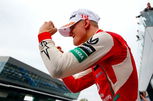 Mick Schumacher confirmed for F2 campaign in 2019