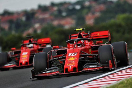 Ferrari puts Vettel and Leclerc 'on the same level' for 2020