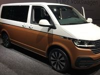 Volkswagen Multivan restylé : modernisation - En direct du salon de Genève