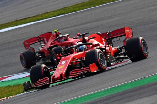 Formule 1:  Ferrari vise le top 3 « au minimum » en 2021