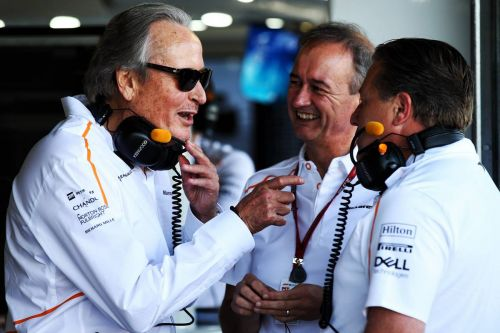 Brown: McLaren's road to recovery is a five-year plan!