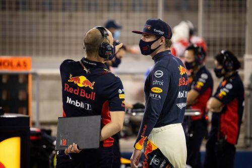 Verstappen wants more aggression from Red Bull