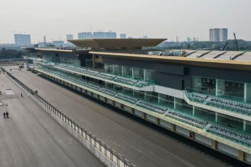Vietnam GP: Work at Hanoi circuit is now completed!