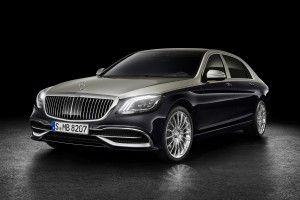 Mercedes-Maybach Classe S:  l'heure du restylage
