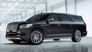Hennessey offre 600 ch au Lincoln Navigator
