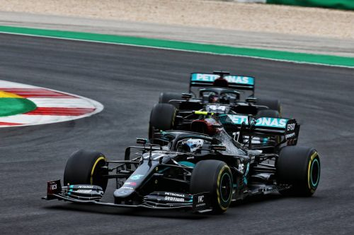 Bottas laments inexplicable lack of pace in Portugal