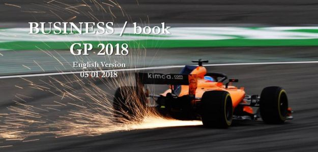 BUSINESS / book GP2018 English Version is available !