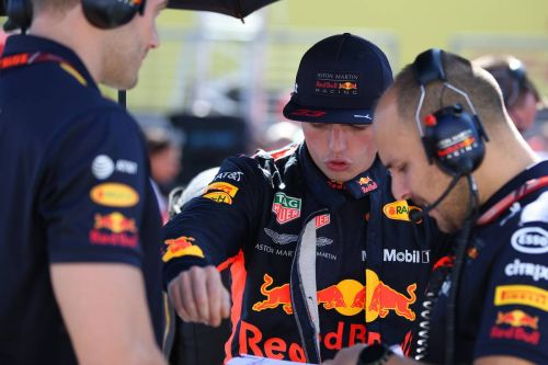 Verstappen 'wrong to blame only Renault' for problems