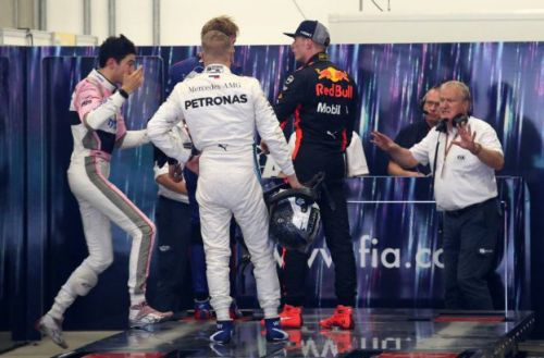 Verstappen gets public service duty from FIA after Ocon incident