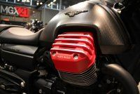En direct d Intermot 2016:  Moto Guzzi Audace Carbon
