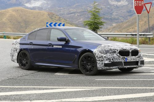 BMW Série 5 2020:  restylage immiment