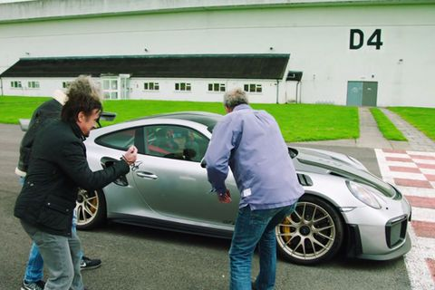 The Grand Tour:  Mark Webber auditionné
