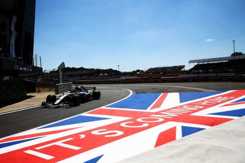 Hamilton: Formula 1 can't 'turn its back' on Silverstone