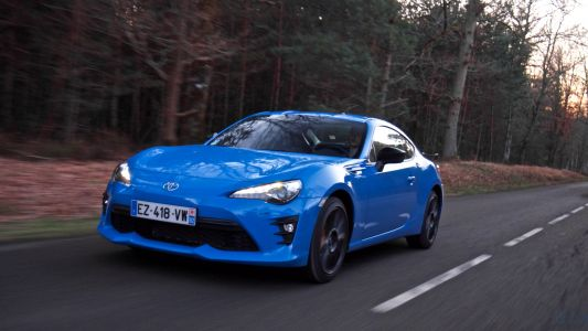 Essai Toyota GT86 Racing Blue Edition:  la France m'a tuer