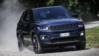 Le Jeep Compass made in Italy pour l'Europe