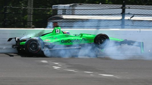 Not the ending Danica Patrick wanted