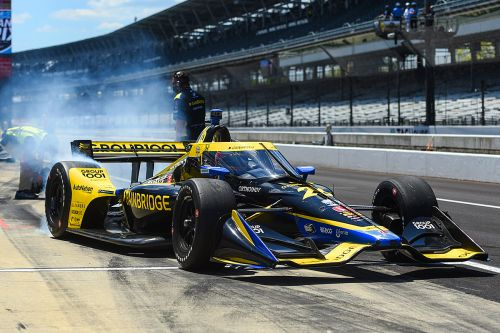 Herta signs new IndyCar contract with Andretti