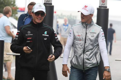 Rosberg reveals the single-most decisive event in his career
