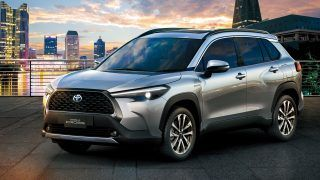 Toyota Corolla Cross, crossover compact presque global