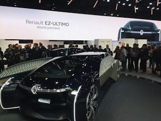 Mondial Paris Motor Show 2018:  plus d'un million de visiteurs !