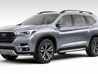 Salon de New York 2017 - Subaru Ascent Concept : on se rapproche de la série