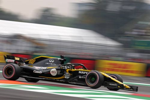 Renault's Chester expects new rules to make 'small difference'