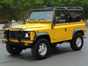LAND ROVER DEFENDER / 1983-2015