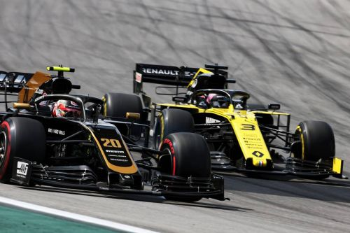 Magnussen admits 'stepping over the line' at times