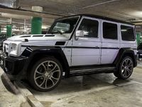 Photos du jour:  Mercedes Classe G 500 Fab Design