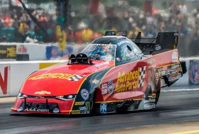 Dragster - Courtney Force toujours devant à Charlotte
