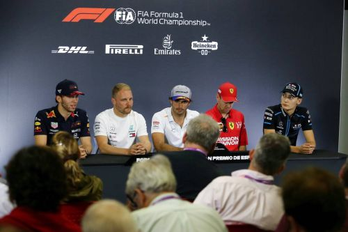 Drivers lament reported axing of Spanish Grand Prix