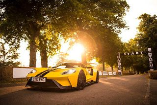 2017 Ford GT, Zak Brown client