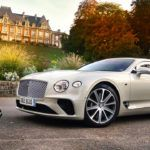 Road-trip royal en Bentley Continental GT W12