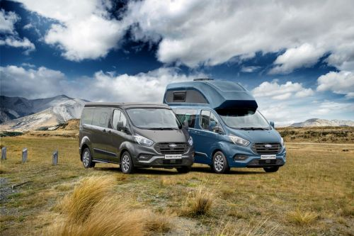 Ford Transit Custom Nugget : quand le Transit devient camping-car