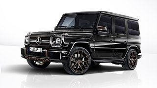 Mercedes-AMG G65 Final Edition:  baroud d'honneur