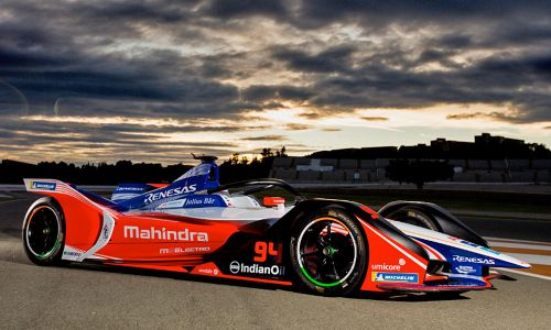 Wehrlein signs up to Formula E with Mahindra