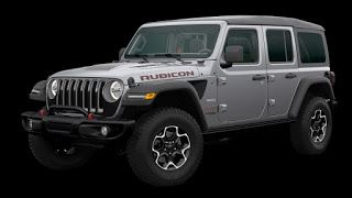 Chicago 2020, 2020 Jeep Wrangler Rubicon Recon