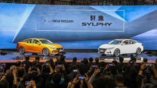 Shanghai 2019:  nouvelle Nissan Sylphy