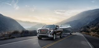2019 GMC Sierra, pick-up premium
