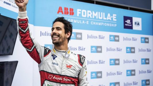 Di Grassi delivers home win to Audi at Berlin E-Prix