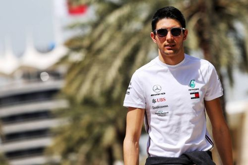 Ocon still targeting a race seat at Mercedes for 2020