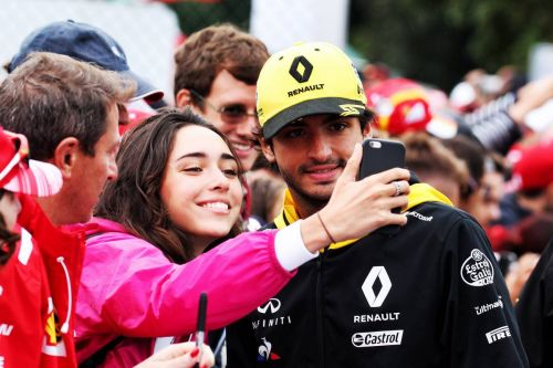 Sainz eager to return to scene of 'best-ever race'