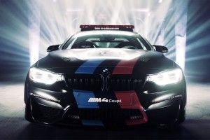 BMW:  20 ans de Safety Car en Moto GP