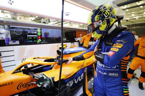 'McLaren closer to Mercedes and Red Bull' - Norris