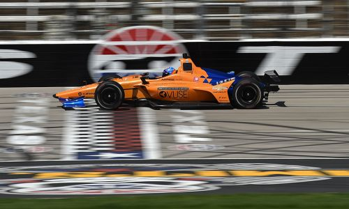 Alonso admits Indy contender 'trickier to drive' after Texas test