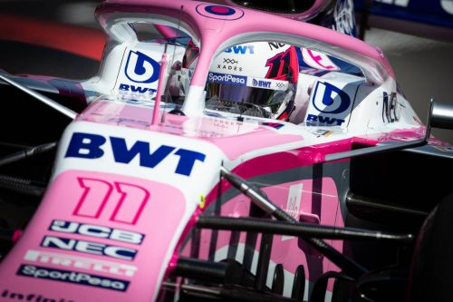 Perez astounded by French GP time penalty