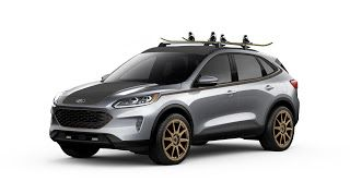 SEMA 2019, Ford Escape, Explorer et Expedition