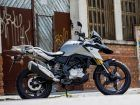 BMW G 310 GS:  La technique